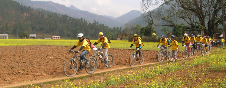 Mountain Biking Offer in Nepal