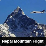 Nepal Mountain Everest Flight