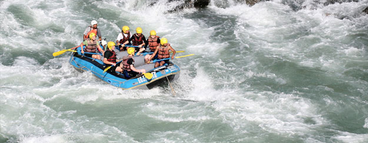 Nepal River Rafting offer