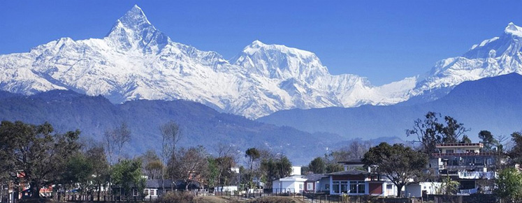View Sightseeing View Pokhara