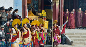 Tibet Culture Tour /Lhasa Sightseeing with Tibetan Guide